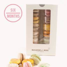 Macaron Subscription - 6 Months